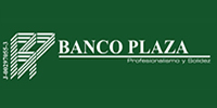 logo de Banco Plaza