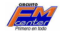 logo de Circuito FM Center
