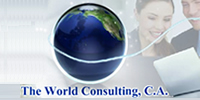 logo de Jm The World Consulting, C.a
