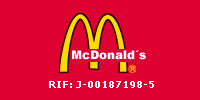 logo de Mc Donald's de Venezuela