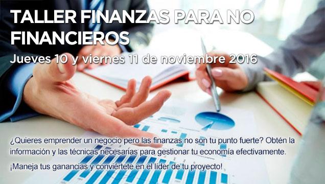 Taller Finanzas para no financieros