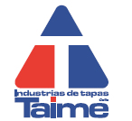 logo de Industrias de Tapas Taime, C.A.